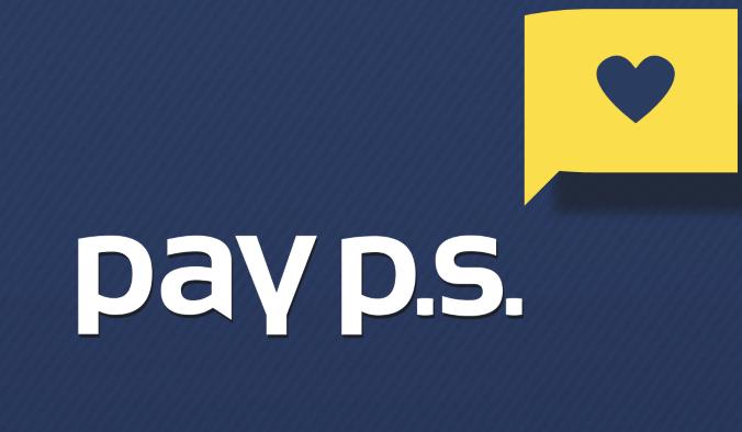 Pay PS личный кабинет